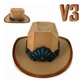 f610a45b8ac76 Arquivo Chapeu Cowboy Silhouette no Mercado Livre Brasil