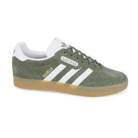 3cd960b9c Tenis adidas Originals Gazelle Green Olive Nasotafi2