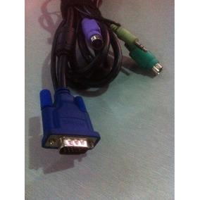 Cable D-link Kvm Ps2/audio.. Macho A Macho