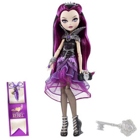 Boneca Ever After High - Primeiro Capítulo - Raven Queen