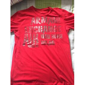 057a50c8566 Camisa Armani Exchange Original! Pouco Uso! Tam M- Como Nova