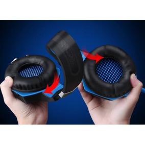Fone Gamer Kotion Each G2000 Cor Azul
