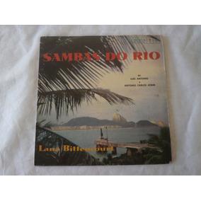 Lp Sambas No Rio Lana Bittencourt, Luiz Antonio E Tom Jobim