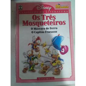 Disney Clássicos Da Literatura Volume 1