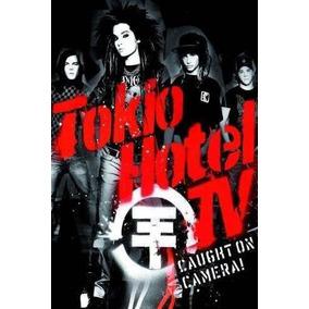 Dvd Tokio Hotel Tv Caught On Camera - Lacrado