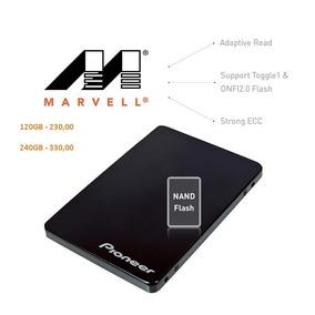Hd Pioneer 240gb 3d Nand 2.5- Tlc Ssd Chip Marvell, Lpdc