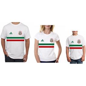 Playeras Mexico Mundial 2018 Combos Familia 3 Playeras bf1a034dde6e2