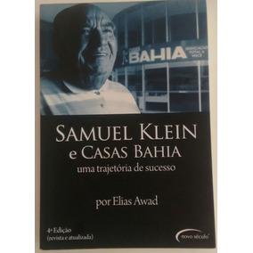 Livro Samuel Klein E Casas Bahia Por Elias Awad Promoção