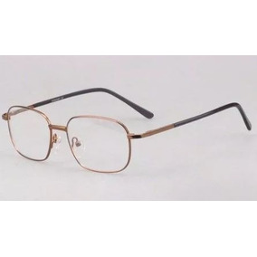 Armacao Para Oculos De Grau Cor Bronze - Óculos no Mercado Livre Brasil 7acd41be68