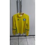 fd5cfdabf8 Camisa De Treino Palmeiras Crefisa no Mercado Livre Brasil