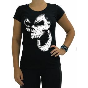 Babylook Feminina Baixou Fitness Camiseta Original Blusa Lon