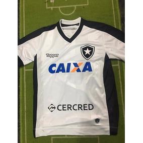 4a0cb8fb94 Camiseta Del Botafogo 2018 - Camisetas Blanco en Mercado Libre Argentina