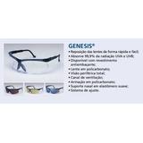 71c6715ed3c72 Oculos Uvex Genesis Lentes Amarelas - S3202