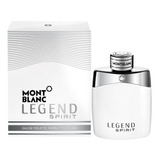 Perfume Importado Hombre Mont Blanc Legend Spirit 100 Ml Edt