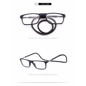 Lentes Gafas Magneticas Para Leer Vista Cansada Correa Cauch