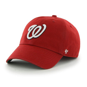 47 Franchise Fitted Washington Nationals Gorra Mlb M 735c0eb1554