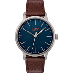 Reloj Hugo Boss Para Hombre Copenhage 1550057 Envío Gratis