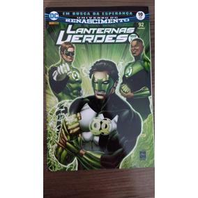 Hq Lanternas Verdes Nº 10