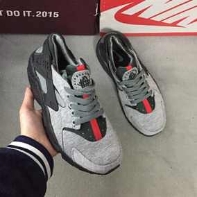 brand new 1388c cc7ef Nike Huarache X Gucci Nuevas En Caja