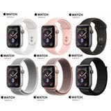 81e715fb863 Relógio Apple Watch Serie 4 Gps 44 Mm Lacrado Garantia 1 Ano