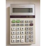 Calculadora Sharp 10 Digitos Ideal Para Negocio El-334t