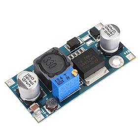 Regulador De Tensão Lm2596 Conversor Dc-dc Step Down