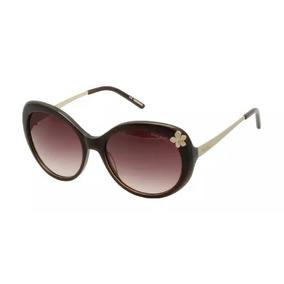 1466c587e5fc5 Outlet  óculos De Sol Nina Ricci   3242 Acetato Lente Marrom