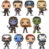 Funko Pop Avengers Endgame Marvel Originales