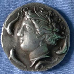 Moeda Grecia Antiga