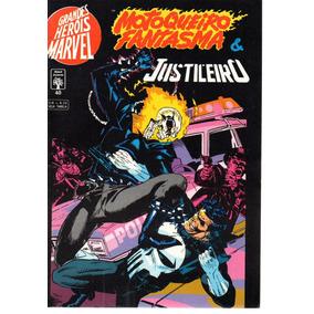 Lote Grandes Herois Marvel 35 Ao 40 - Bonellihq Cx408 B19