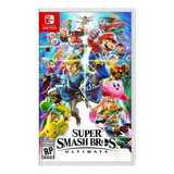 Super Smash Bros Ultimate - Nintendo Switch Disponible Msi