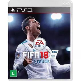 Fifa 18 Ps3 Em Portugues Midia Digital Play 3