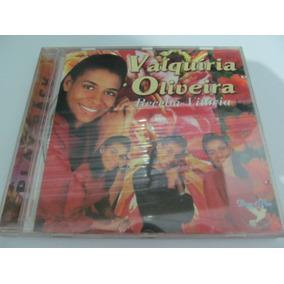 Cd Valquíria Oliveira - Receba Vitória Play-back