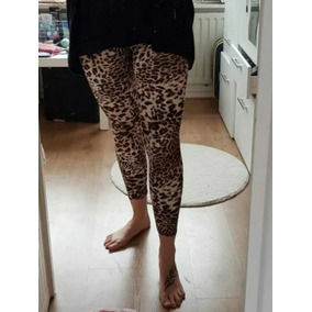 Leggings Leopardo Sexy Moda Mujer 2018 #2