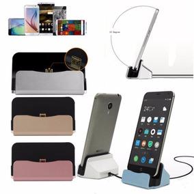 Carregador De Mesa Original-dockstation Smartphones Androide