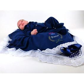 Saídas Maternidade Bebe 2 Peças Promoção Principe Princesa