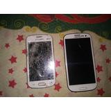 Kit 2 Celulares Samsung Com Defeito Troca A Tela