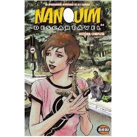 Mangar- Nanquim- Descartavel-04 - Historia Completa- F Gtis