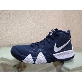 Gvashoes Tenis Nike Kyrie 4 Navy Num 27.5 Cm 100% Original