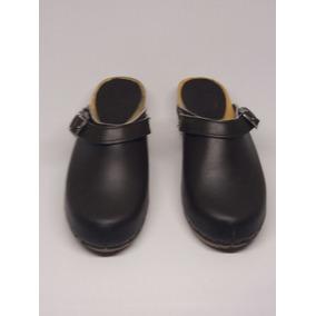 6ef62da1438 Zapatos Zuecos Madera Mujer - Zapatos en Mercado Libre México