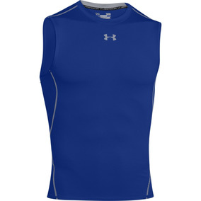 Playera De Compresión Heat Gear Under Armour Sin Mangas