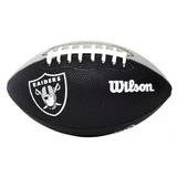 Bola De Futebol Americano Wilson- Raiders