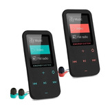 Reproductor Mp3 Mp4 Tactil Touch Radio Fm Voz 8gb Bluetooth