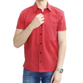 Camisa M/c Estampado Sol Colores