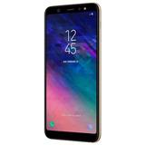 Celular Libre Samsung A6 Plus 6 Dorado