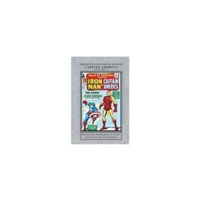 Biblioteca Histórica Marvel Capitão América 1. Frete Grátis.