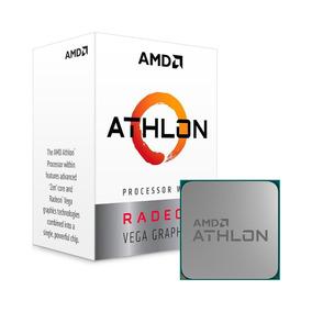 Processador Amd Athlon 200ge (am4 - 2 Núcleos - 3.2ghz) - Yd