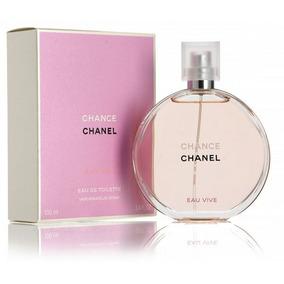 Perfume Chanel Eau Vive Mujer 100ml Eau De Toilette Original