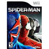 Spider-man: Dimensiones Destrozadas - Nintendo Wii
