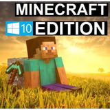 Minecraft - Windows 10 Edition - Pc Código Digital